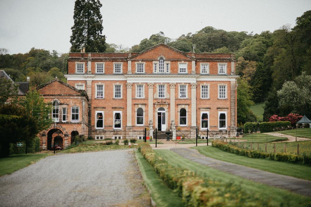 Crowcombe Court Wedding